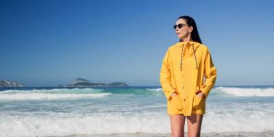 Isabel Salgado: bela, poderosa e do vôlei