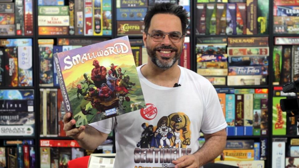 """Marcelo Pegado, o """"board gamer"""" Jack Explicador"""
