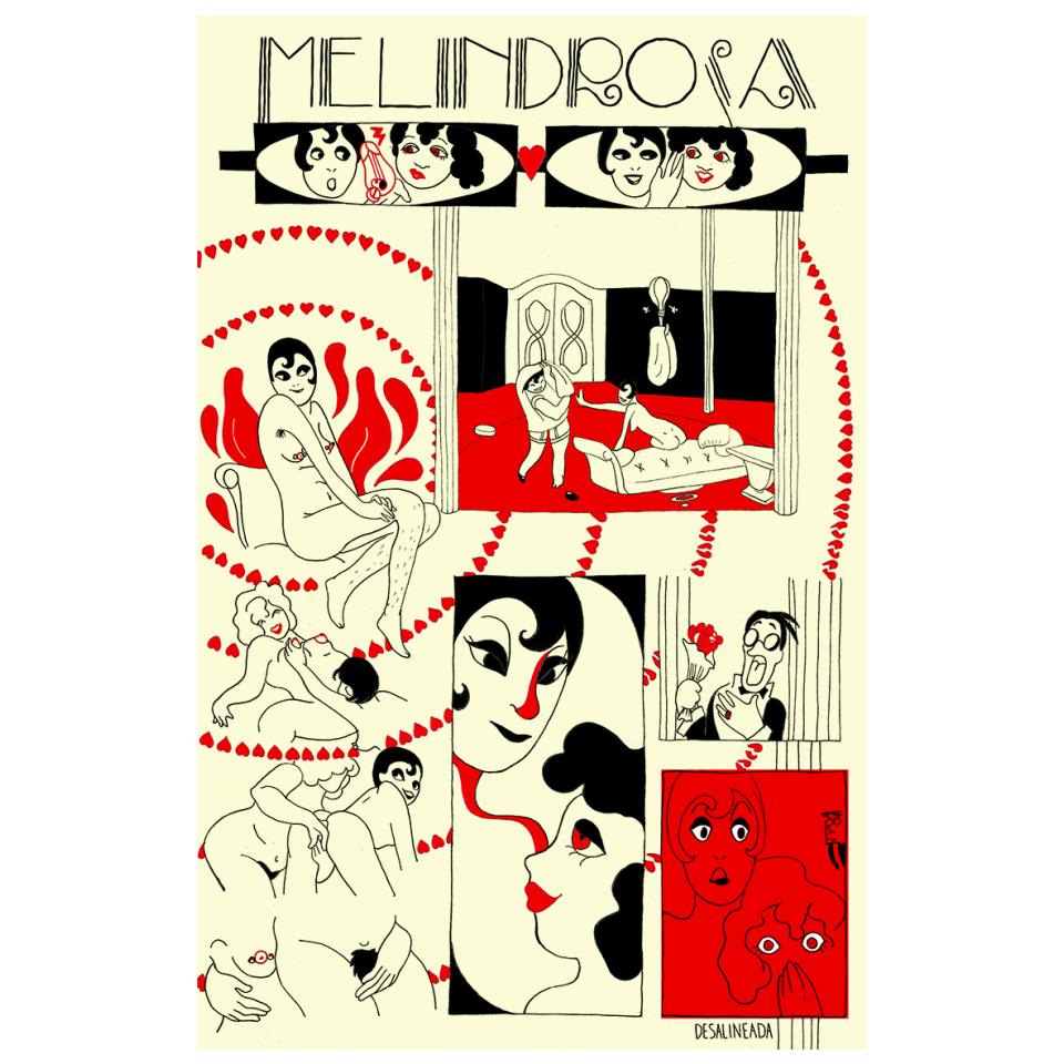 Melindrosa, de Aline Lemos