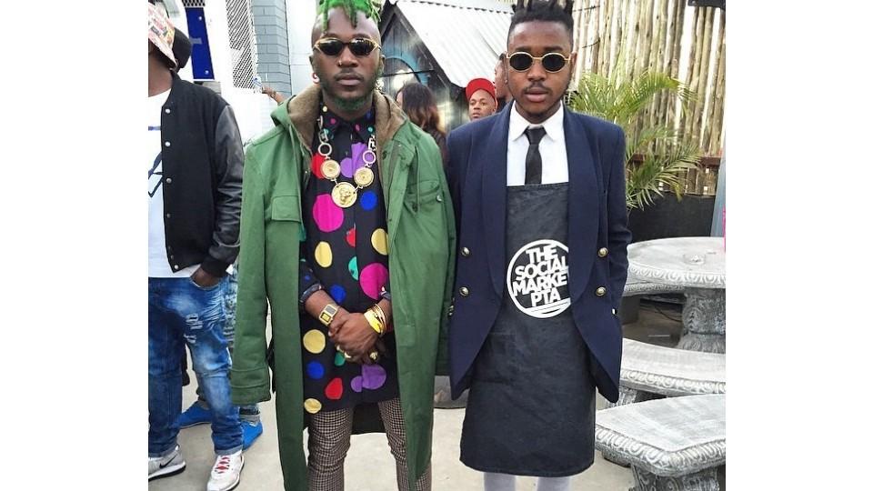 Fashions Rebels, da África do Sul