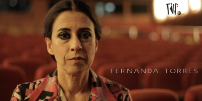 Entrevista com Fernanda Torres