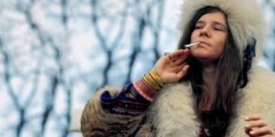 Senta que vai ter Janis Joplin