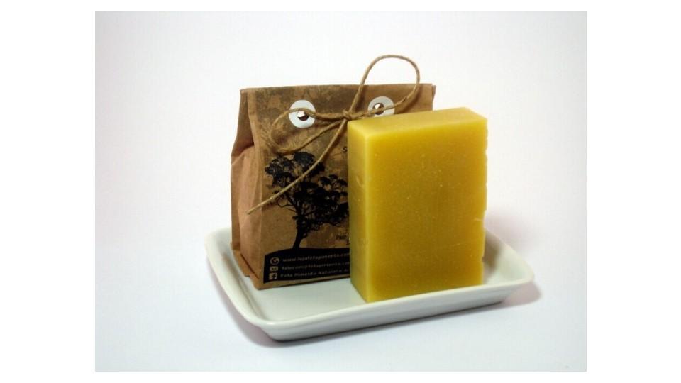 Sabonete Natural Pequi Cítrico, R$14,80