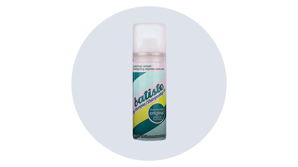 Xampu seco, Batiste - R$ 34,90