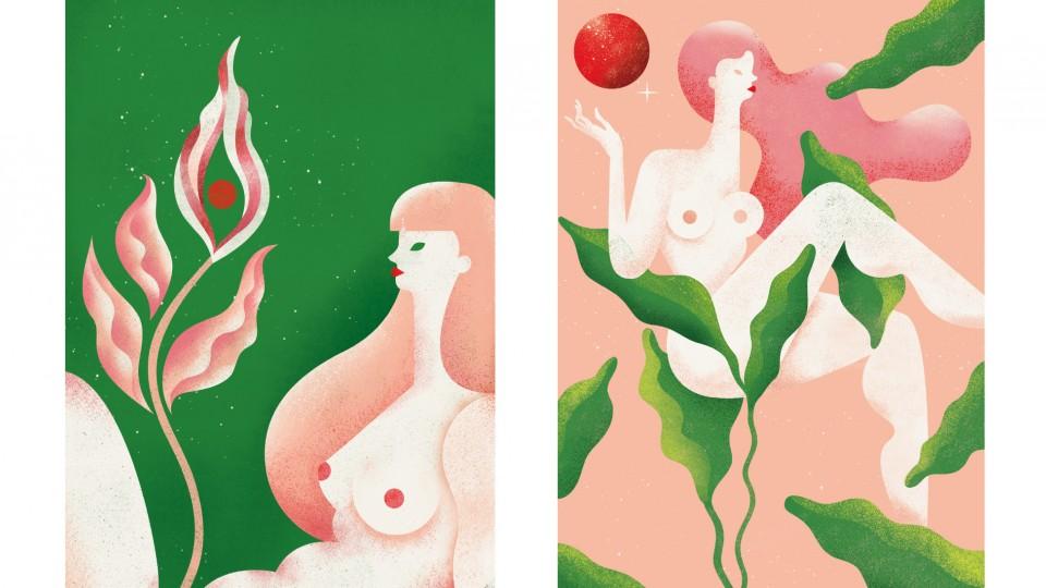 Ilustração Bárbara Malagoli