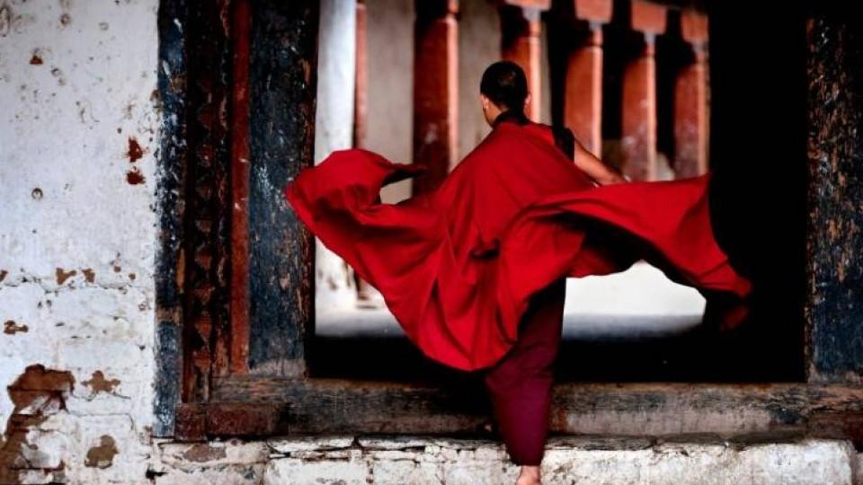 Templo no Butão: o direito de não receber turistas.