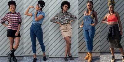 A semana de moda de Domenica Dias