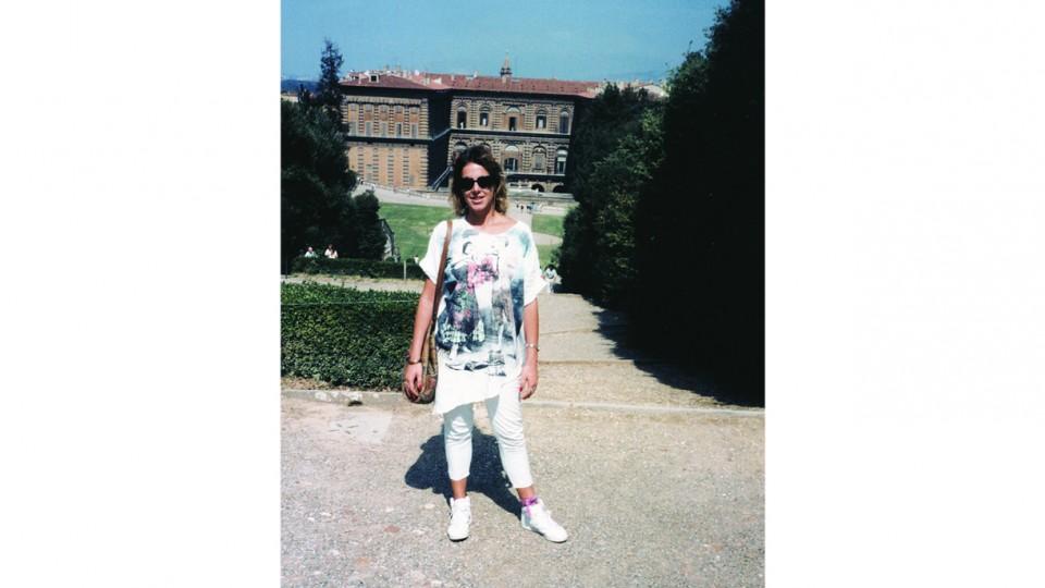 Em Firenze, em 1988