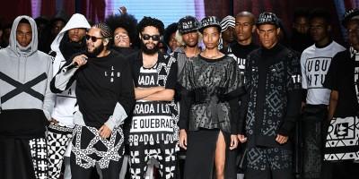 Sobre rap, corte e costura