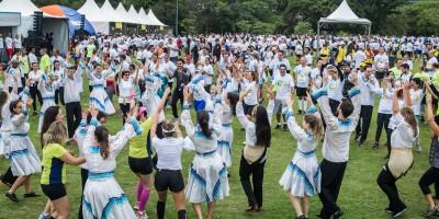 7 kms para celebrar a paz