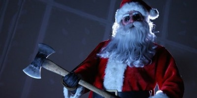 Preparada para o filme de terror do Natal de 2016?