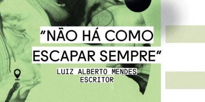 Parar é pensar, por Luiz Alberto Mendes
