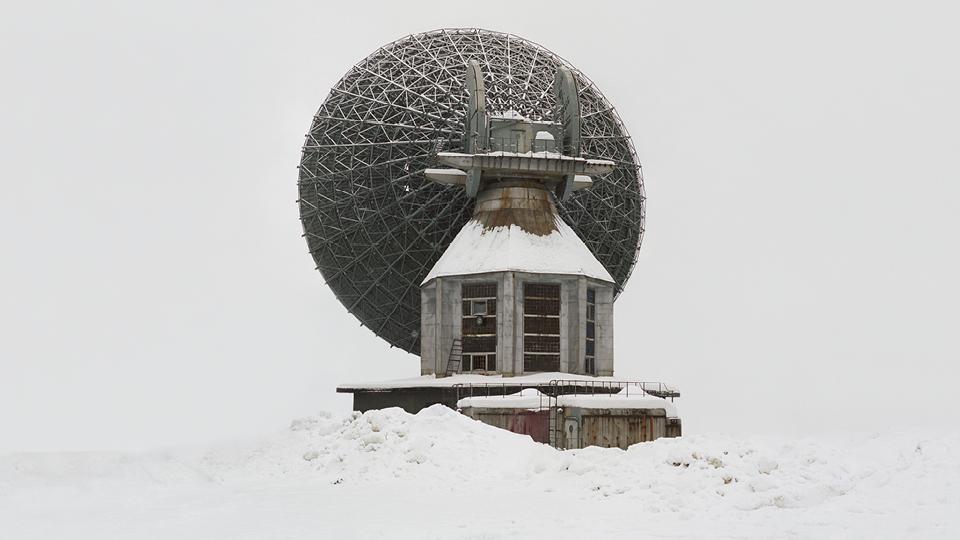 Transmissor soviético