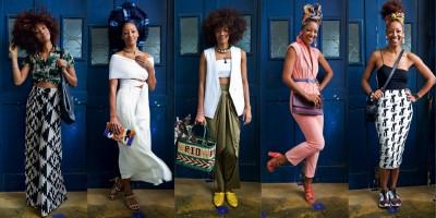 A semana de moda de Juliana Luna