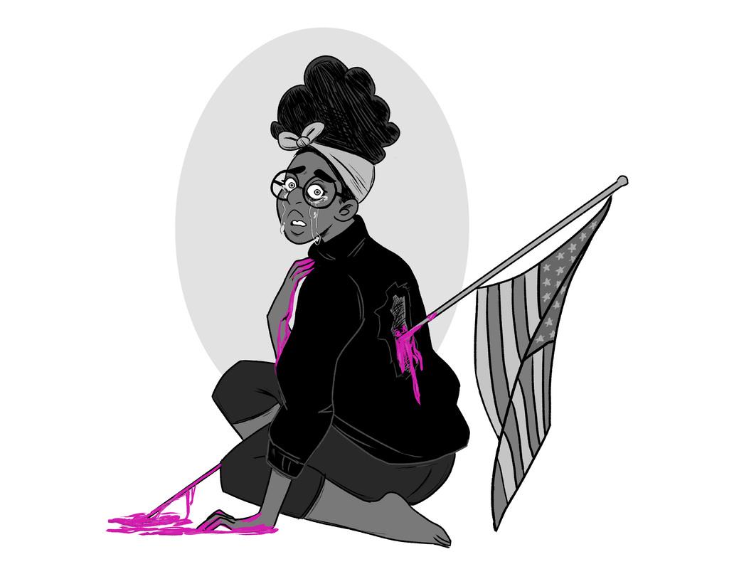 Ilustração de Jazmine Boatman