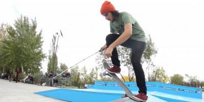 A história do skatista cego