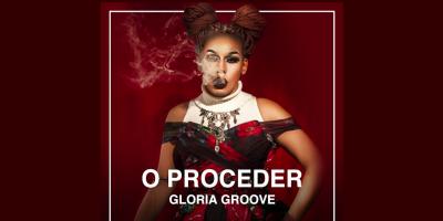 Exclusivo: o álbum de estreia de Gloria Groove
