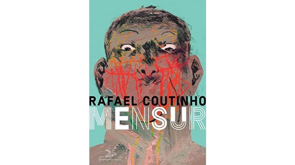 "Capa de ""Mensur"", HQ de Rafael Coutinho"