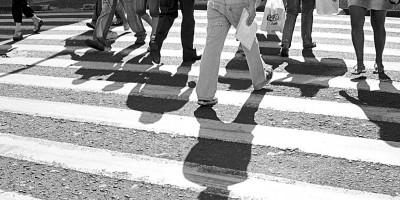 Caminhando a passos curtos