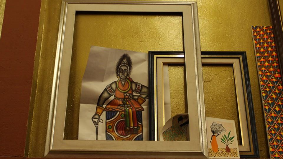 Arte e memória afetiva nas paredes da Aparelha Luzia