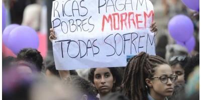 Enfim o Brasil vai discutir o direito amplo ao aborto