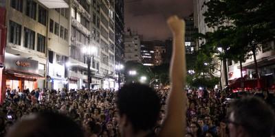 A força da greve de mulheres pelo mundo
