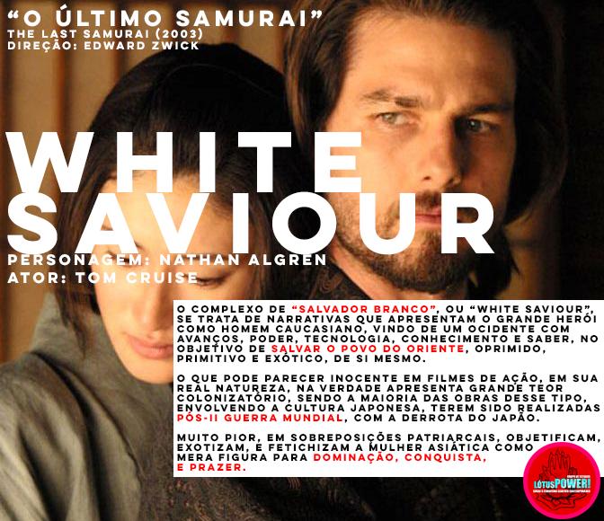 """""""O ÚLTIMO SAMURAI"""" (2003) Direção: Edward Zwick Personagem: Nathan Algren Ator: Tom Cruise"""