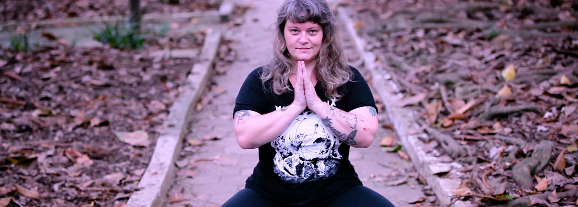Vai ter gorda na yoga