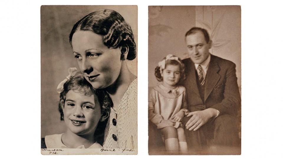 Com a mãe, uma suíça protestante, e com o pai, um judeu húngaro