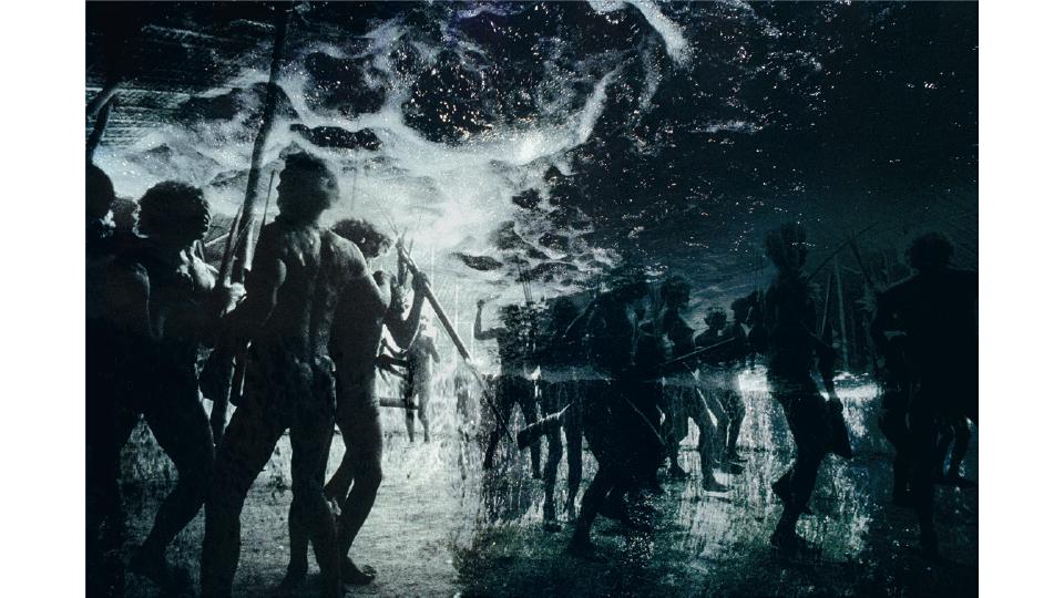 """""""Sonhos Yanomami"""": delírios do alucinógeno yãkõana."""
