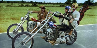Conheça a história da chopper, a contracultura na versão duas rodas