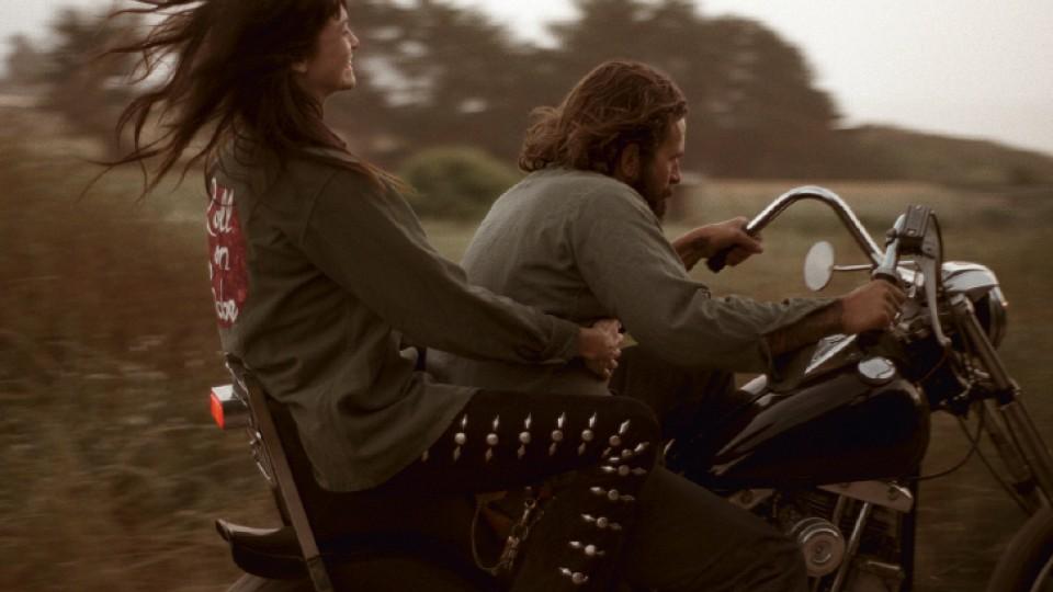 Imagens do livro The chopper: a motocicleta se tornou um símbolo do sonho americano de liberdade