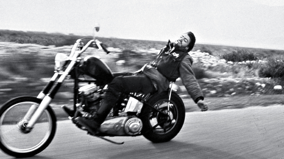 Imagem do livro The chopper: a motocicleta se tornou um símbolo do sonho americano de liberdade