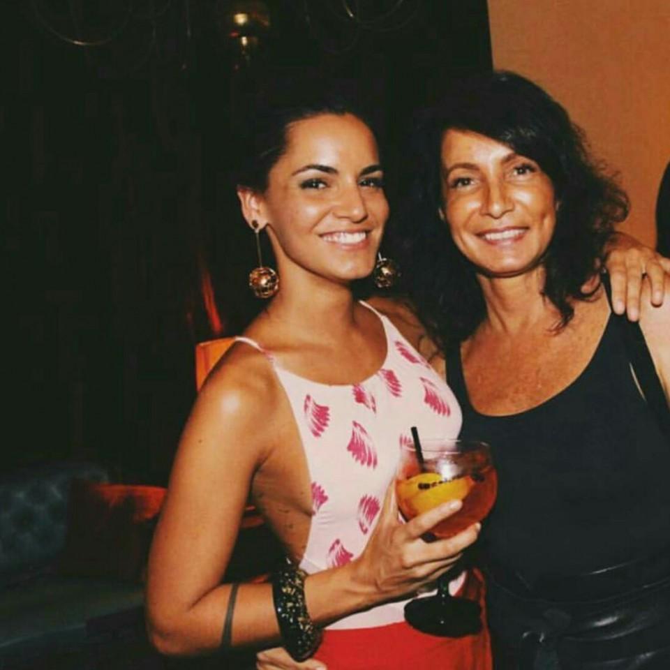 Renata Vanzetto e Silvia Camargo