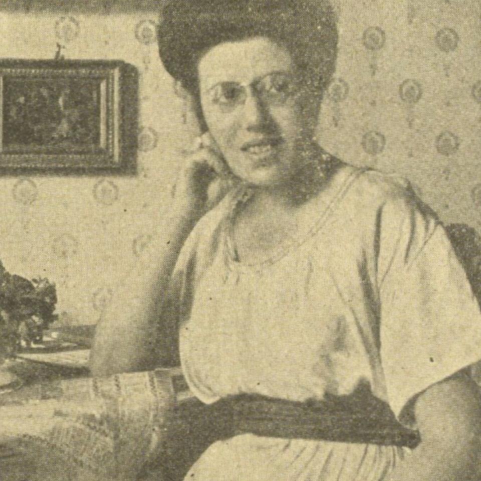 Marianne Beth, advogada feminista do início do século