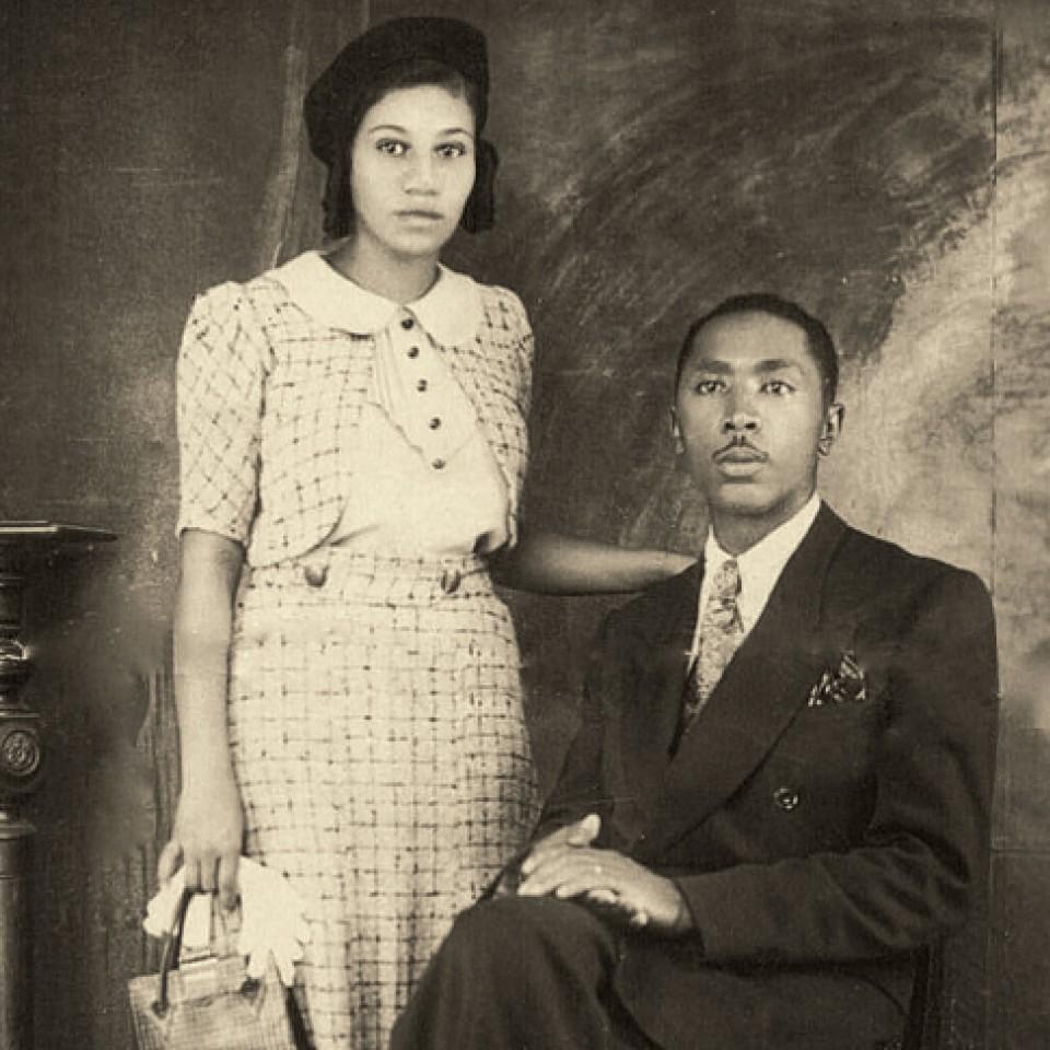 Os avós de Kenia