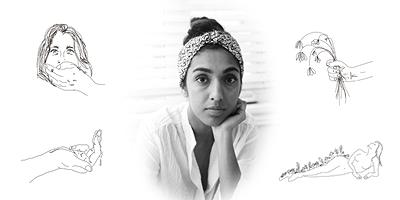 A poesia íntima de Rupi Kaur