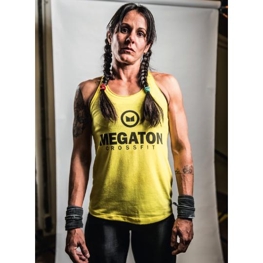 """""""Eu gosto do desafio,  da competição"""" - Rita de Cássia, 39, pedagoga e instrutora de rafting"""