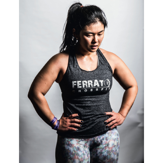 """""""Se deixar, a galera  do box vai comigo até ao banheiro"""" - Natália Akemi, 29, engenheira mecânica"""