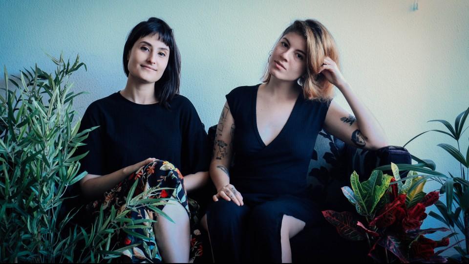 Maria Spektor e Camila Fraga, criadoras da produtora Caetana Filmes