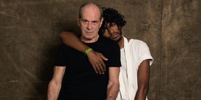 Ney Matogrosso e Rico Dalasam: me vejo em você
