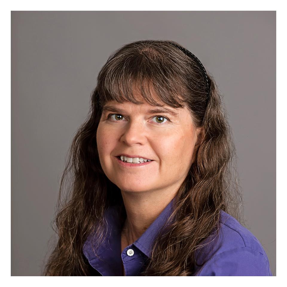 Linda Brent, diretora executiva da Fundação Parsemus