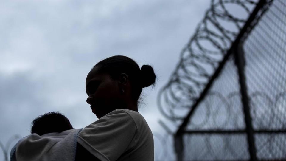 Imagem do livro Mães do Cárcere