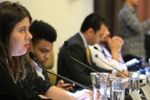 Sâmia Bomfim, a mais jovem vereadora de São Paulo na história