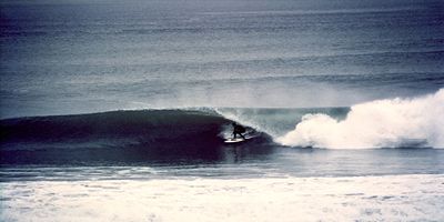Como contar uma vida inteira com o surf?