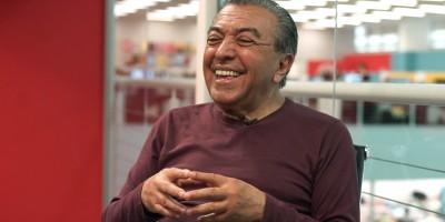 Mauricio de Sousa: a imaginação não tem limites