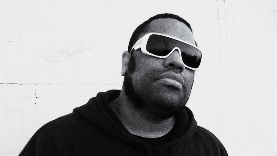 O rapper e guru BNegão