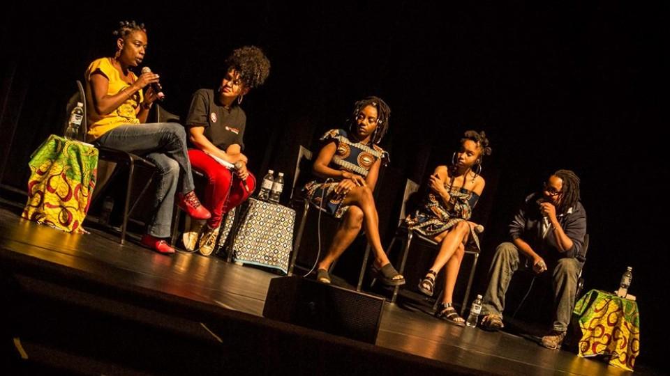 Encontro com a Frente Nacional Mulheres no Hip Hop