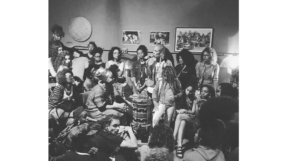 No Aparelha Luzia, discutindo sobre as consequências da diáspora negra