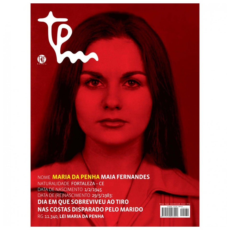 Capa da revista TPM #82
